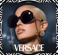 Τα πιο ελκυστικά μοντέλα γυαλιών από  Versace για το 2021